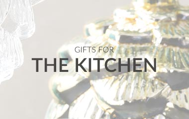 Shop gifts for the kitchen