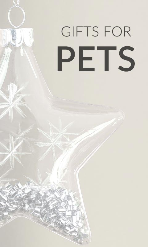 Shop gifts for pets