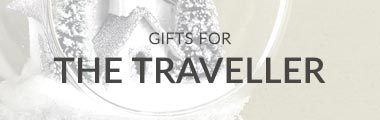 Shop gifts for the traveller